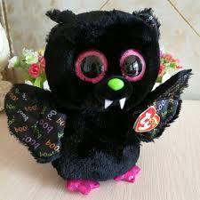 25cm dart bat ty beanie boos 1pc 25cm plush toys stuffed animals