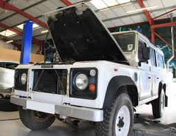 70s land rover land rover defender restoration and refurbishment