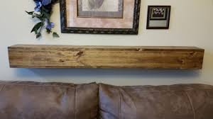 beam fireplace mantel shelf