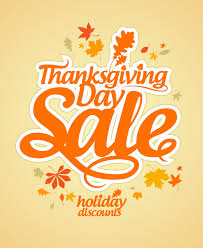 thanksgiving vector art happy thanksgiving day holiday discounts vector free vector