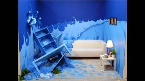 blue bedroom decorating ideas in