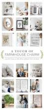 Top 10 Favorite Blogger Home Tours Bless Er House So A Touch Of Farmhouse Charm Love Grows Wild