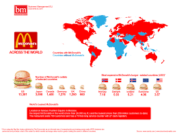 mcdonald u0027s across the world visit our new infographic gallery at