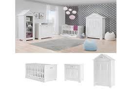 Marseille Bedroom Furniture Marseille 3 Piece Nursery Furniture Set White Gavle Uk