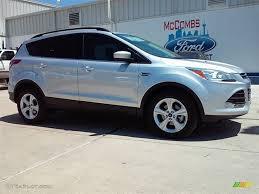 Ford Escape 2016 - 2016 ingot silver metallic ford escape se 106653914 gtcarlot