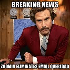 Inbox Meme - reduce email overload http www zoominmail com eliminating email
