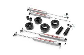 jeep suspension lift 1 5in suspension lift kit for 93 98 jeep zj grand 685 20