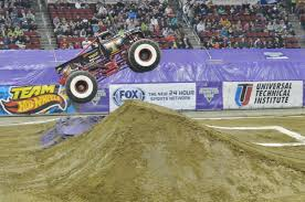 monster truck show january 2015 crushing it with family fun at monster jam monsterjam surviving