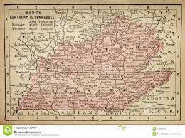 Map Tennessee Kentucky Tennessee Map My Blog