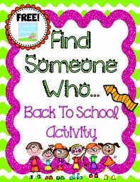 find classmates for free free back to school activity this popular activity find someone