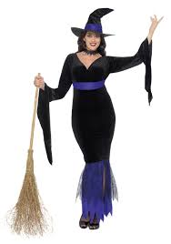 Witch Halloween Costumes Adults Halloween Size Witch Costumes Women Halloween Wikii