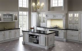 kitchen charming white brown wood glass stainless unique design