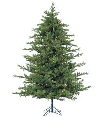 bloom room 7 5 u0027 foxtail pine pre lit christmas tree joann