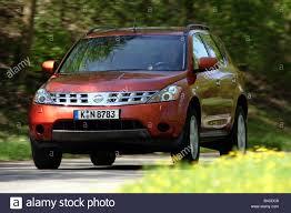 nissan red car car nissan murano 3 5 v6 model year 2005 orange rust red