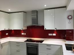 Splashback Ideas For Kitchens Kitchen Splashbacks Kent Bespoke Glass Splashbacks