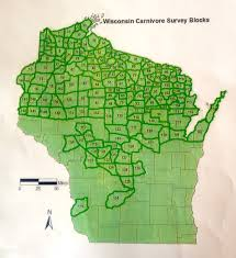Northern Wisconsin Map by Wisconsin Wolf Update Wolf Numbers Up Livestock Depredations