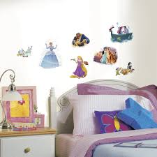 room mates disney princess dream big peel and stick wall decal disney princess dream big peel and stick wall decal
