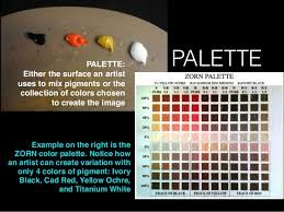 basic color theory for painting