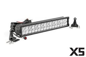 20 in cree led light bar x5 series 76920 country