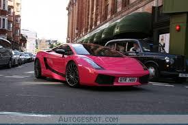 pink lamborghini gallardo pink lamborghini gallardo superleggera top speed