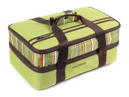 rachael ray thanksgiving amazon com rachael ray expandable lasagna lugger green reusable