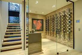 how to build a wine rack wine cellar modern with basement built in