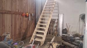 treppen selbst bauen stabile holztreppe selbst bauen