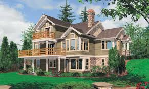 Sloping Lot House Plans 12 Harmonious Sloping Lot House Plans House Plans 69467