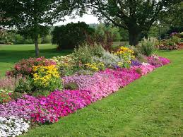 impressive flower bed border ideas 2634 latest decoration ideas