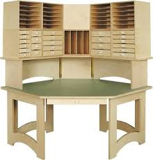 Craft Desk With Storage Surprising Craft Table With Storage Concerning Unusual Table