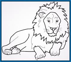 imagenes de animales carnivoros para imprimir imagenes de animales para pintar faciles archivos dibujos faciles