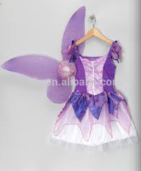 2014 new style girls fairy dress with butterfly wings party dress