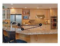 kitchen design work triangle triangle design kitchens kitchen design ideas