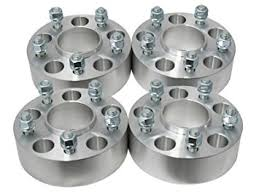 2000 jeep wrangler wheel bolt pattern amazon com 4pc 2 hubcentric wheel spacers 5x5 to 5x5