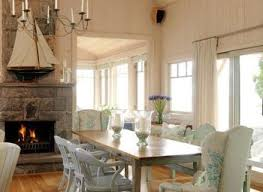 cottage style dining rooms house tour modern nautical style cottage dining room modern igf usa