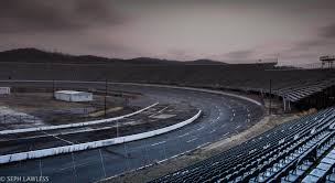 race track nascar s original racetrack is an abandoned ruin today