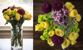 at home florist central market
