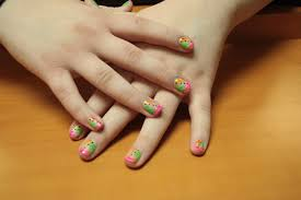 12 easy nail designs for kids to do easy nails designs for kids