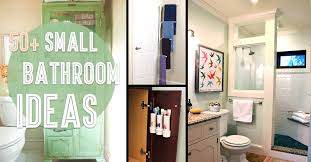 Ideas For Small Bathrooms 50 Small Bathroom Ideas That You Can Use To Maximize The