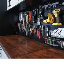 Metal And Wood Cabinet Custom Wood Series The Garage Organization Company Of Arizona