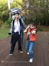 Marty Mcfly Costume Coolest Homemade Back To The Future Costumes