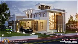 kerala home design flat roof elevation interior plan houses house plans homivo kerala home design