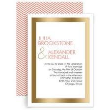 wedding invitations gold gold wedding invitations invitations by