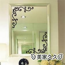 Corner Mirror For Bathroom by Online Get Cheap Bathroom Corner Mirror Aliexpress Com Alibaba
