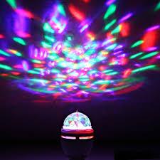 disco party light led rotating strobe light disco light