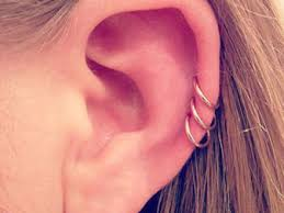 tiny hoop earrings 54 tiny cartilage earrings tiny hoop earring opal earring small