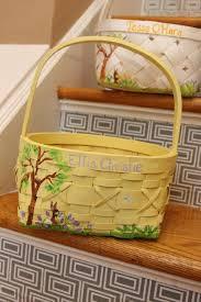 painted easter baskets painted easter baskets coffey creations