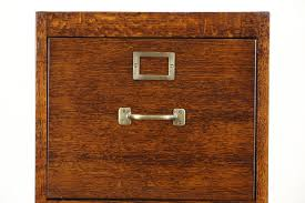 Oak File Cabinet 4 Drawer Oak 4 Drawer Vintage Quarter Sawn Oak File Cabinet Us Army Air