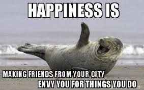 Happiness Meme - meme creator happiness meme generator at memecreator org