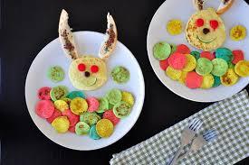 easter bunny pancakes recipe genius kitchen